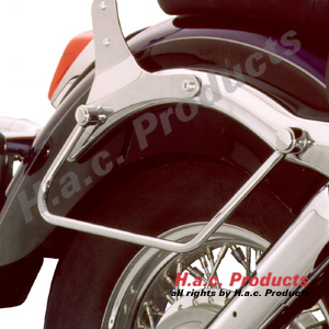 Saddlebag support premium